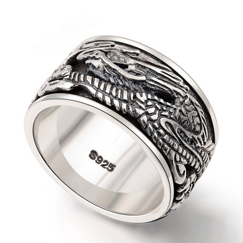 Bague Dragon - JAPA-MANIA