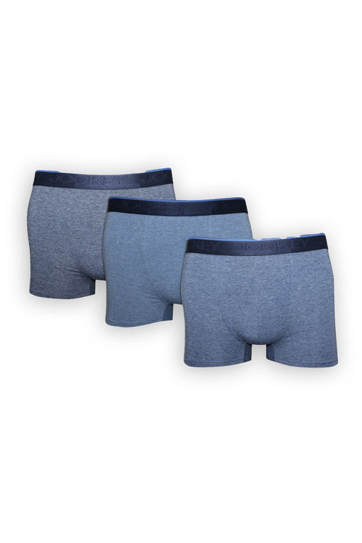 Jockey® Boxer Paquete de 3 Modern Cotton Plus