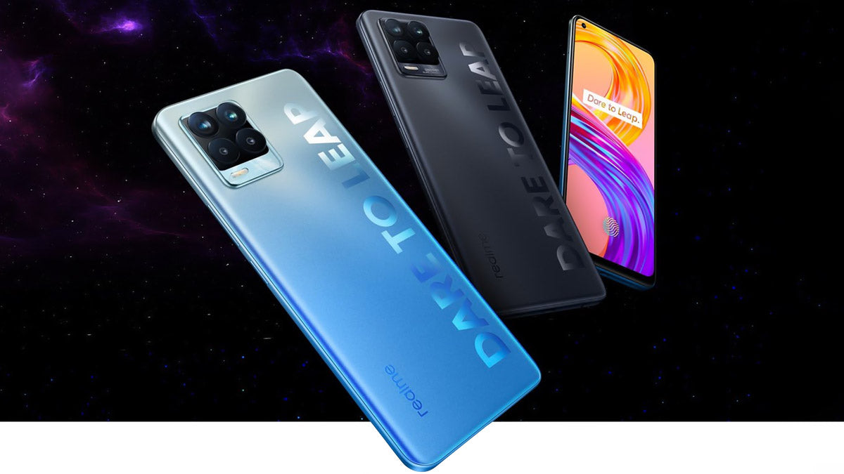 Realme 8 series Coming Up