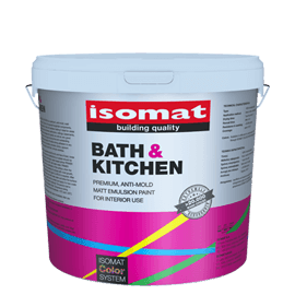 Isomat Bath & Kitchen Emulsion
