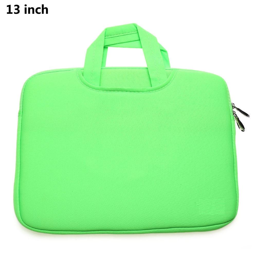 13 Inch Laptop Bag Tablet Zipper Pouch Sleeve for MacBook Air / Pro - GreatEagleInc
