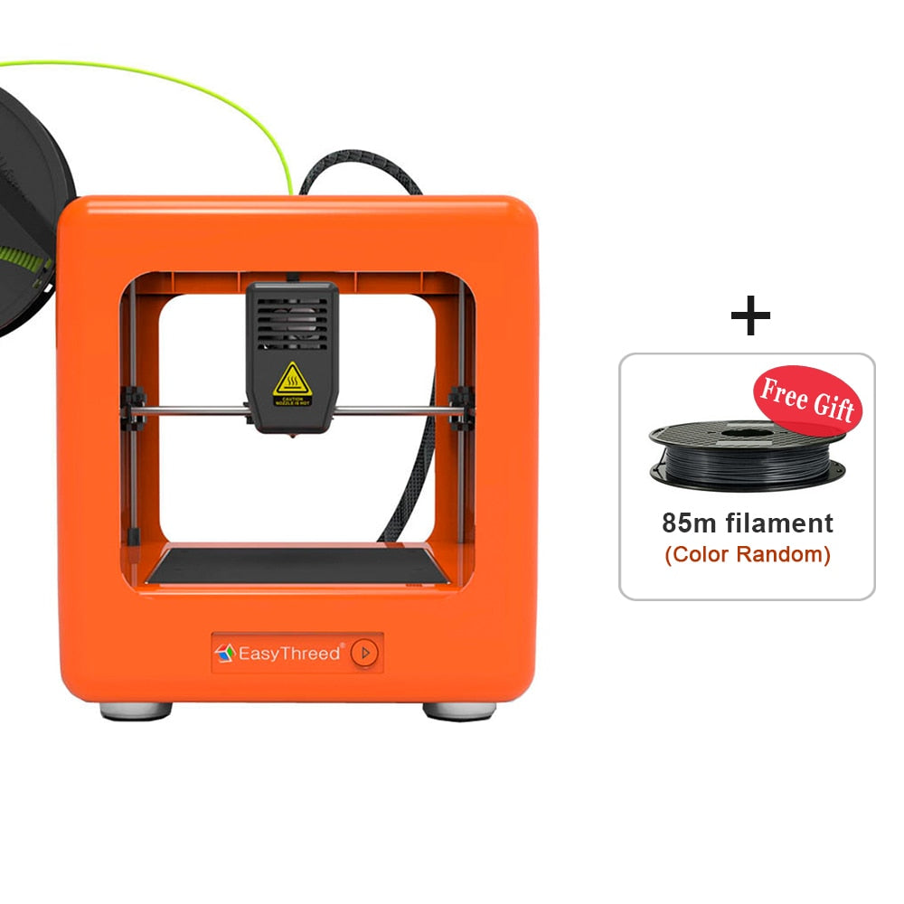NANO Mini 3D Printer DIY Toy Modle Printing Education Impresora 3d Kids Gift Free Shipping from Local Warehouses FDM 3D Printer