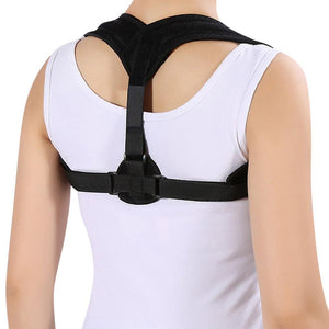 Adjustable Back Posture Corrector Clavicle Correction Belt - GreatEagleInc