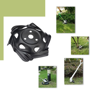 Grass Mowing Lawnmower Weeding Tray Trimmer Head - GreatEagleInc