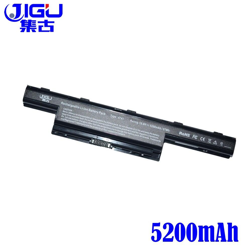 JIGU 7750g Special Price New Laptop Battery For Acer Aspire Aspire 5742 5742G 4741G 7741 AS10D31 AS10D73 AS10D75 AS10D81 5750 freeshipping - GreatEagleInc