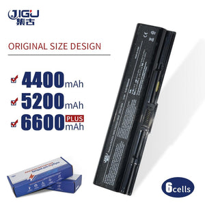 JIGU Laptop Battery For Toshiba Satellite A500 L203 L500 L505 L555 M205 M207 M211 M216 M212 Pro A210 L300D L450 A200 L300 L550 - GreatEagleInc