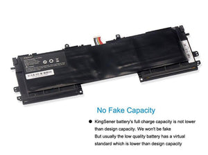 KingSener 7.4V 45WH TU131-TS63-74 TU131 Laptop Battery For DELL XPS13 8808 U13S881 U33X UX32K U731 TU131-TS63-74 - GreatEagleInc