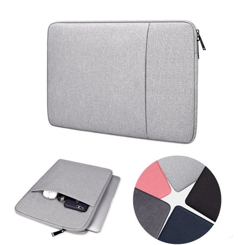 Laptop Bag Case Sleeve for Dell XPS 13 15(9360 9370 9550 9560 9570) Pouch for MacBook Pro Retina Air 11 12 13 14 15 inch Bags - GreatEagleInc