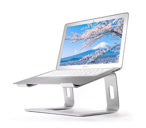 LARICAR Laptop Stand Holder Aluminum Stand For MacBook Portable Laptop Stand Holder  Desktop Holder Notebook PC Computer Stand - GreatEagleInc