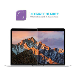 Lention Notebook Screen Protective Film for Macbook Air 13 Inch HD A1369 A1466 Laptop Screen Eye Protection Computer Accessories - GreatEagleInc
