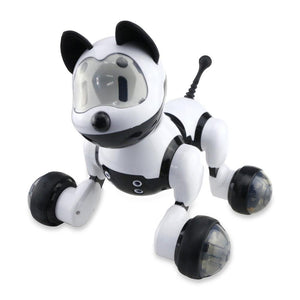MG010 Voice Control Free Mode Sing Dance Smart Dog Robot - GreatEagleInc