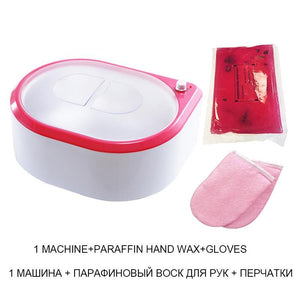Parafina Hands Machine Hand Warmer for Paraffin Bath And Foot Bath Wax Heater For Depilation Wax-melt Hair Removel Device - GreatEagleInc
