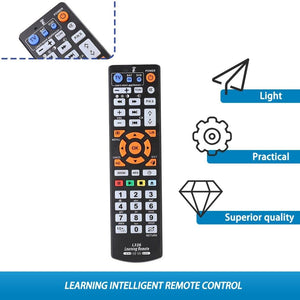 Universal Smart Remote Control Controller With Learning Function For TV CBL DVD SAT For Chunghop L336 - GreatEagleInc