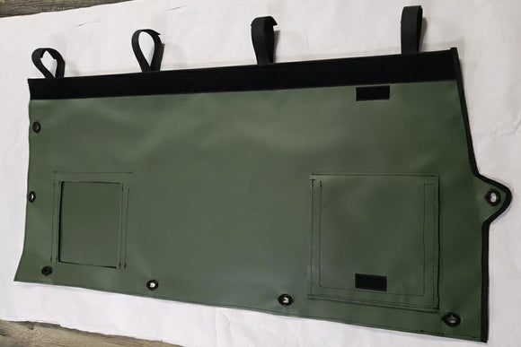 Passenger Side (Right Hand) M1161 Rear Lower Panel