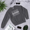 """Blessed"" Unisex Sweatshirt"