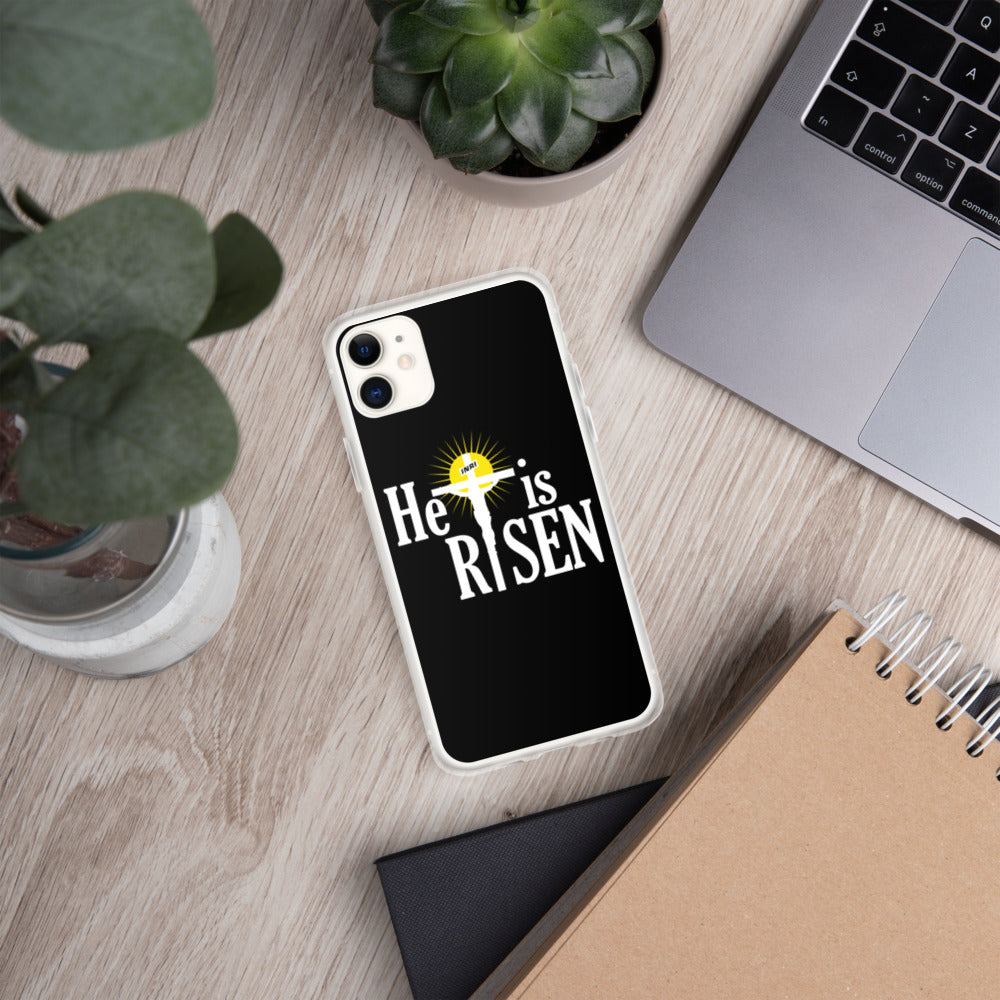 """Matthew 28:6"" iPhone Case"
