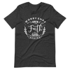 """Worry Ends When Faith in God Begins"" Unisex Shirt"