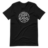 """Because of God I am Saved"" Unisex Shirt"