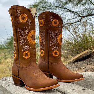Genuine Sunflower Boots 🌻