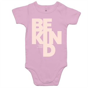 Be Kind Mini Me - Baby Onesie Romper