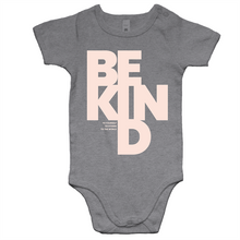 Load image into Gallery viewer, Be Kind Mini Me - Baby Onesie Romper