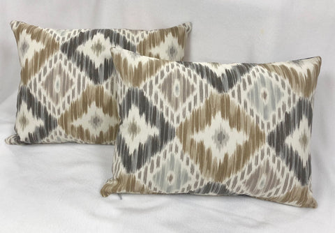 Tribal/Ikat Pillow