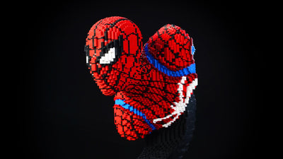 Spider-Man Advanced Suit Bust (instructions)