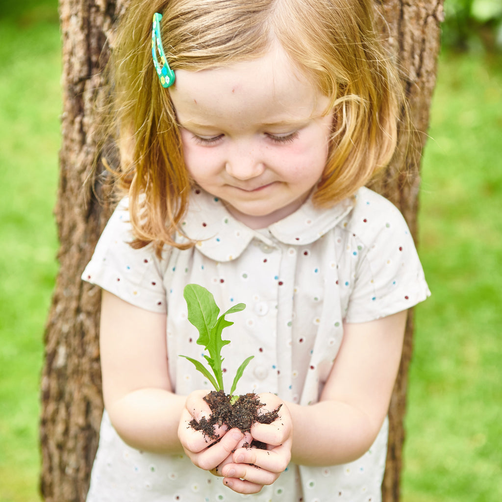 Help us plant 10 trees for every order, and safeguard our children's future.