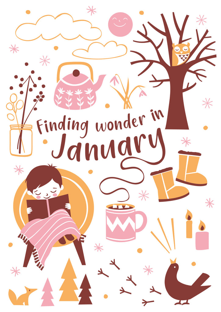 Finding Wonder in January