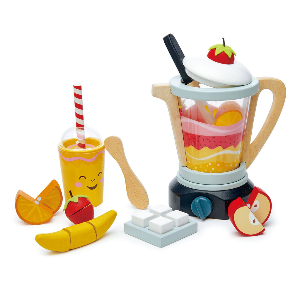 Tender Leaf wooden toys smoothie maker