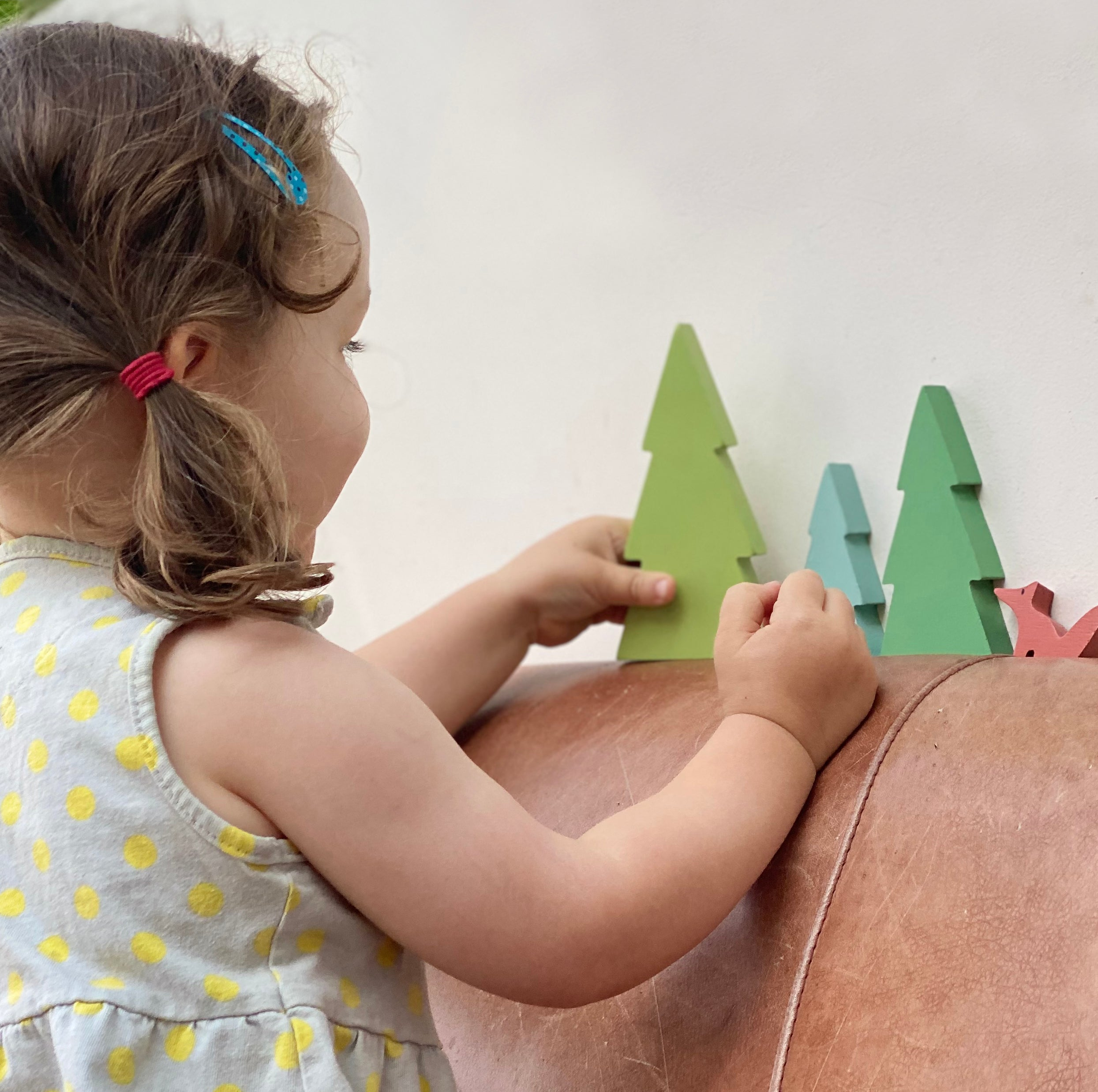 Toys for this generation, trees for the next