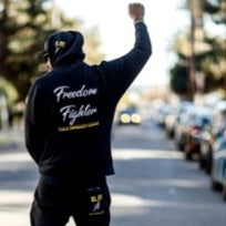 BLM LA X PSA Pullover Sweat Suit - Freedom Fighter