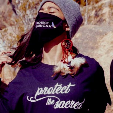 Protect Puvungna X PSA T-Shirt - Protect the Sacred
