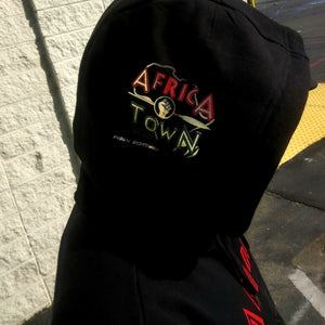 Africa Town X PSA Pullover Sweat Suit