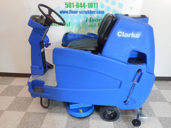 Refurbished Used Floor Scrubbers Sweepers Cleaning Machines In AR - Floor scrubers