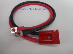 floor scrubber charger cord 24v