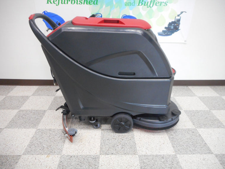 "Viper AS5160 Floor Scrubber 20"" Battery Powered Automatic Scrubber"