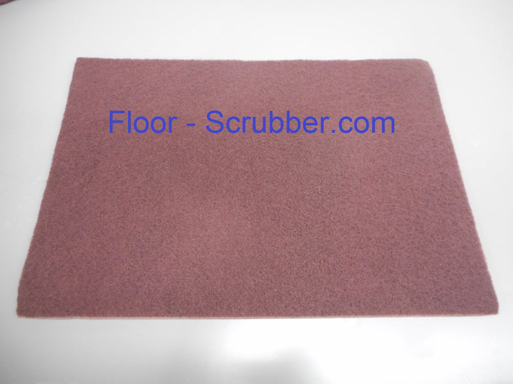 14 x 20 Maroon strip pad boost clarke 997024