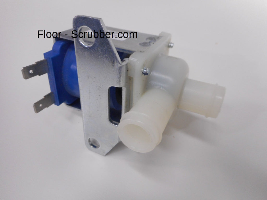 Clarke Encore focus water solution valve 48703a Deltrol Controls