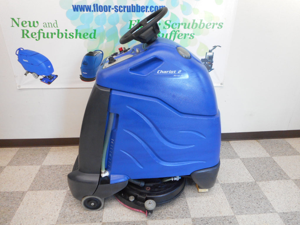 Windsor Chariot iScrub 20 CSC20 Stand on Scrubber 20""