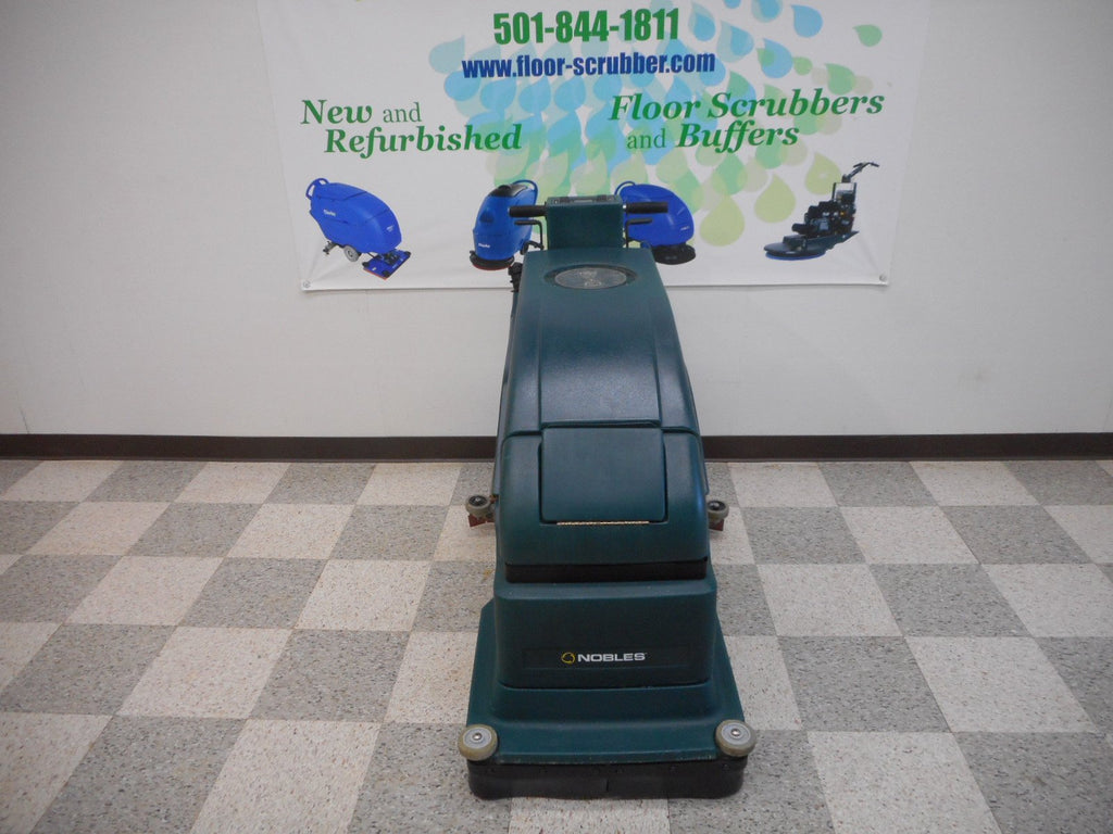 2001 Reconditioned Nobles Floor Scrubber