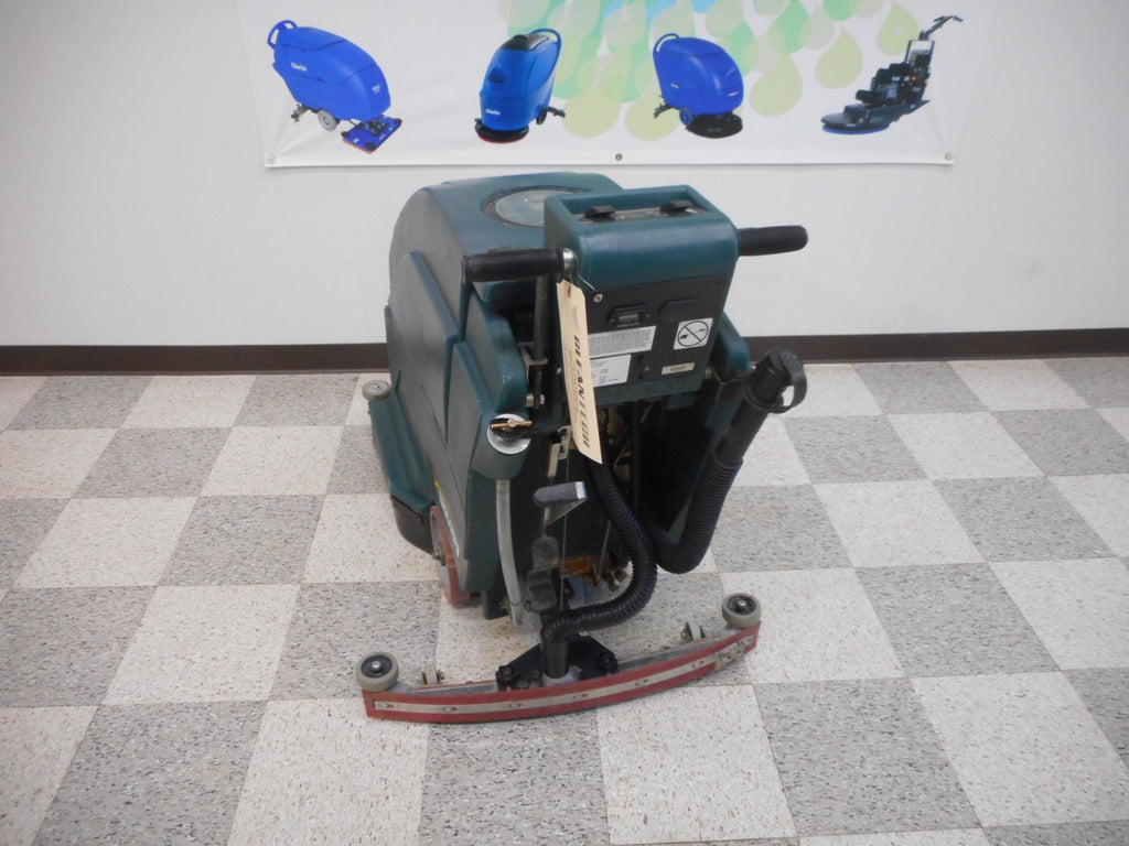 Rear view of used nobles 2001 automatic floor scrubber