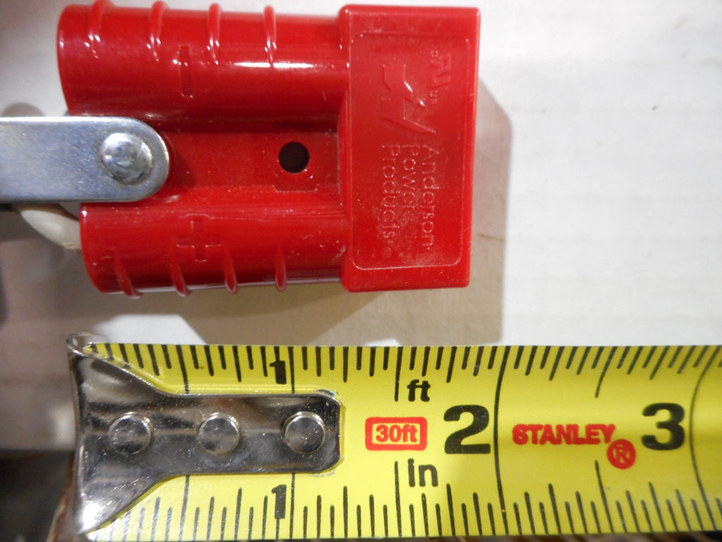 SB50 Red 24v charger connector