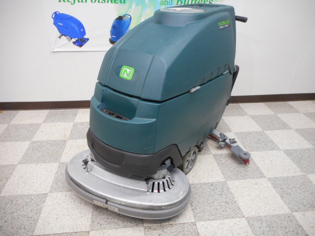 Brush deck of Used Nobles SS5 Floor Scrubber