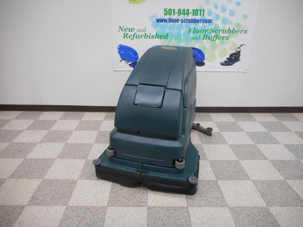 Tennant nobles 3301 floor scrubber refurbished