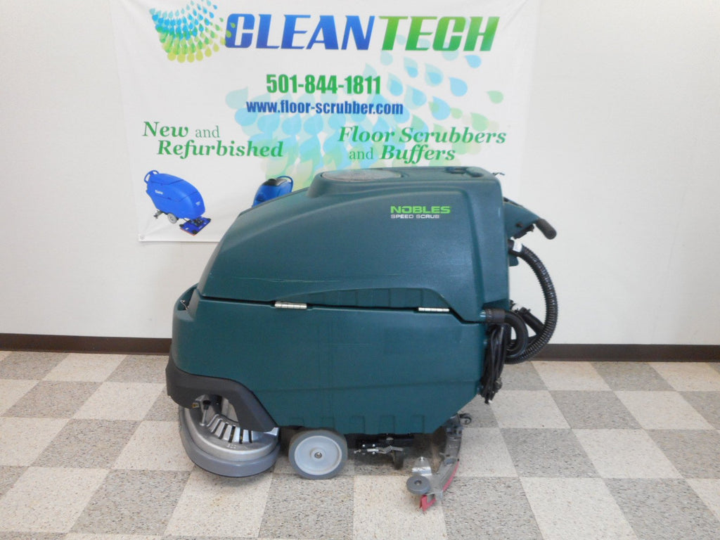 "Nobles SS5 700  24"" used floor scrubber"