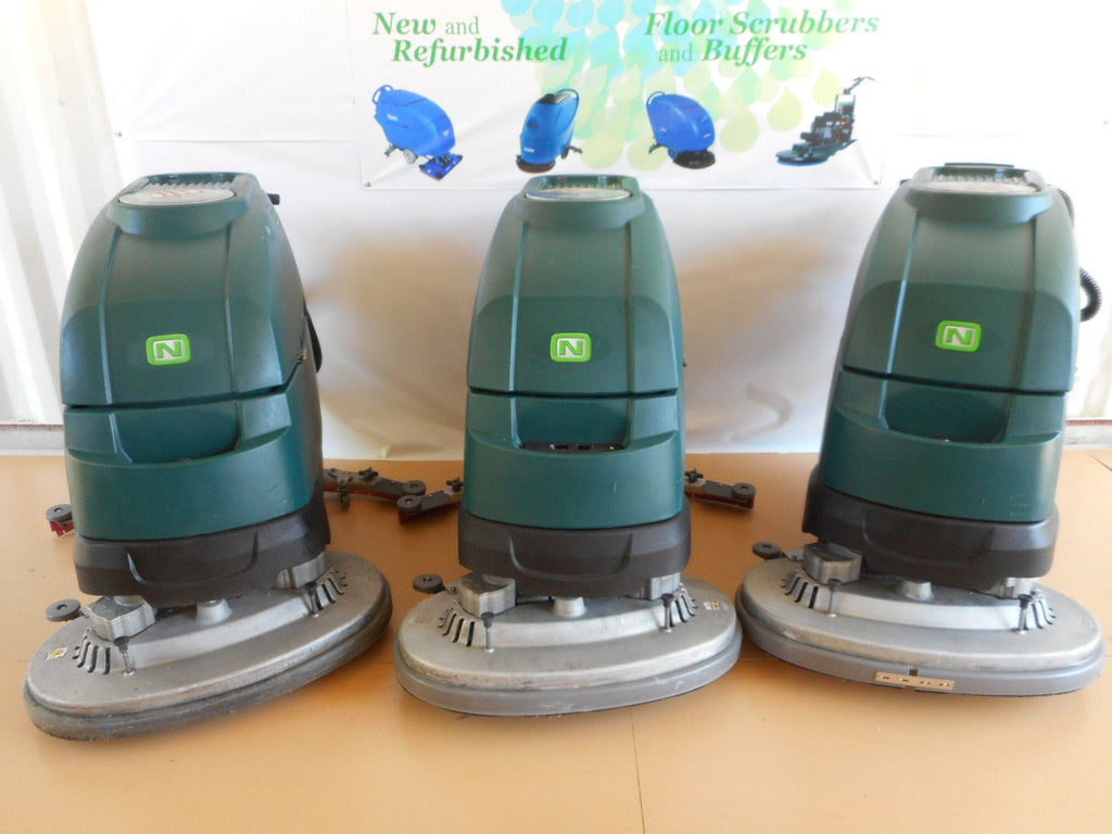 Reconditioned Nobles Floor Scrubber SS5 32""