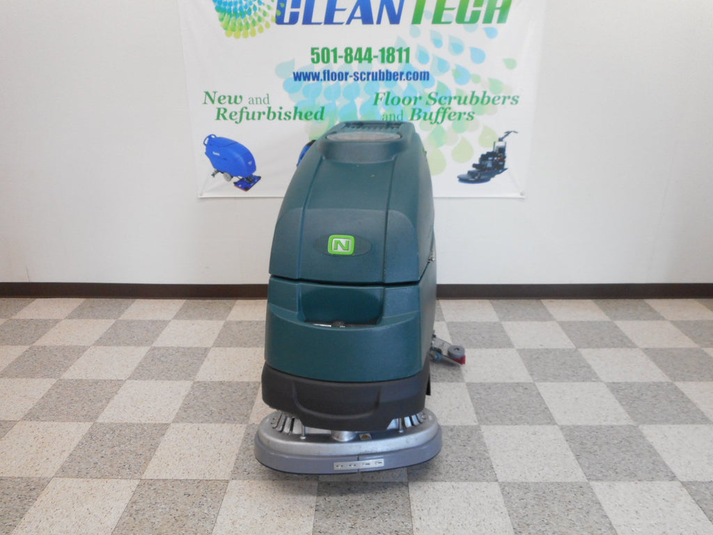 Tennant Nobles SS5 floor scrubber 24""