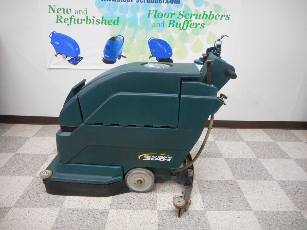 used floor scrubber nobles 20""
