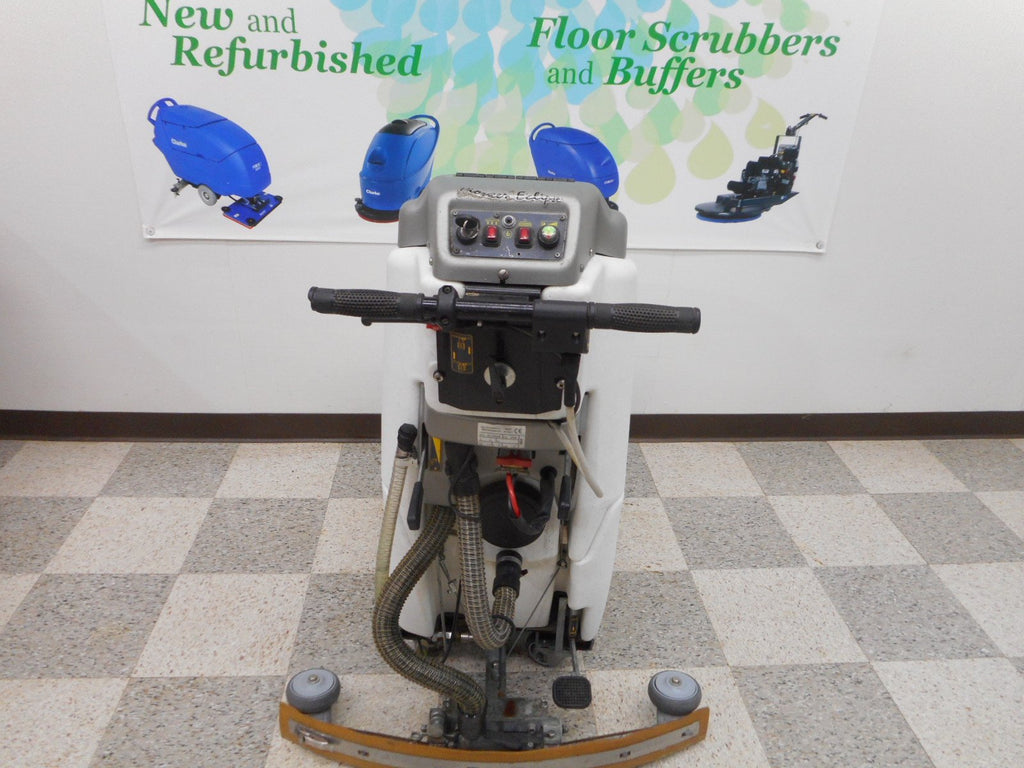 "used 20"" floor scrubber Pioneer Clean Star 20"